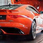 Тест-драйв автомобилей Jaguar (01.10 2016)