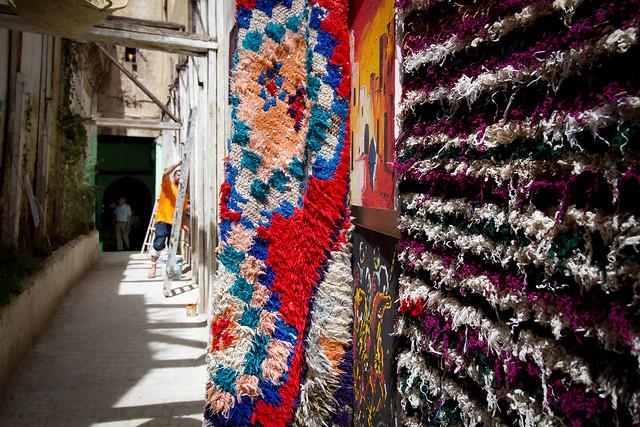Moroccan Amazigh Carpets