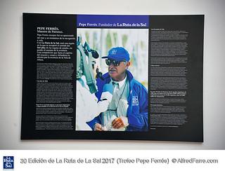 30 Edición de La Ruta de La Sal 2017