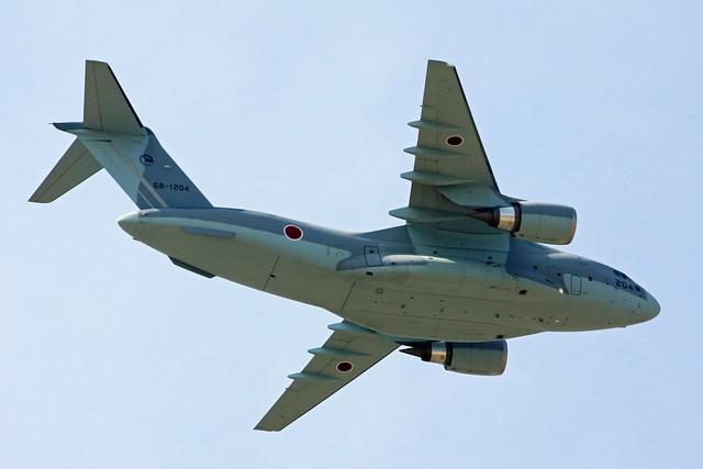 C-2輸送機 68-1204号機 IMG_4982_2