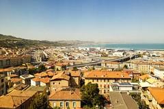 Ancona, la stazione ferroviaria e il porto, la costa fino a Falconara Marittima...  #ancona #anconacity #anconatourism #igersancona #ig_ancona #igers #igersitalia #igersmarche #ig_marche #yallersmarche #yallersitalia #instaitalia #gf_italy #ig_italia #ins