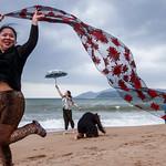 Wed, 01/03/2017 - 10:43 - Chinese Tourist on Nha Trang Beach / Vietnam