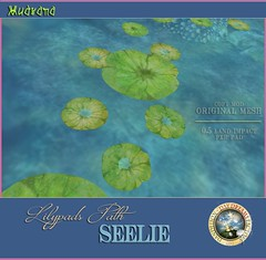 DDDF MUDRANA  Lilypads Path Seelie