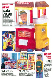 mcdonalds play kit