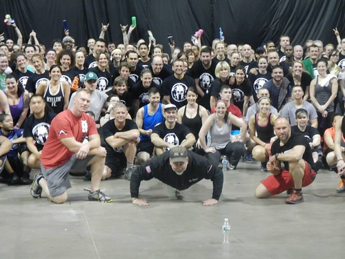 Spartan 300 Workout Tour!