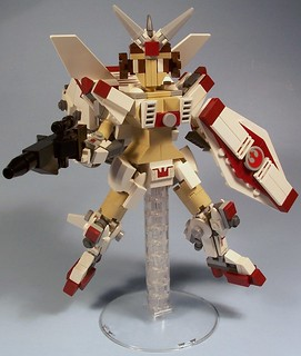 MS Girl: Tantive IV Gundam 1