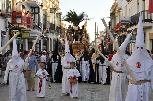 AionSur 13833222243_ec53cdf201_d Jesús entró en Jerusalen en una espléndida tarde de Domingo de Ramos Cultura Semana Santa