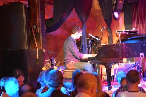 Josh Paxton at Piano Night. Photo by Kichea S Burt.
