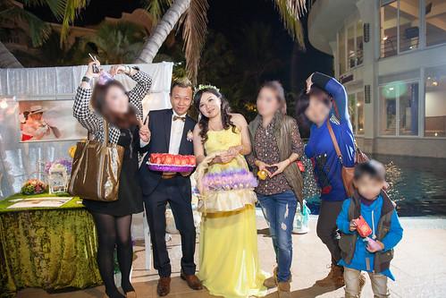 台南商務會館-戶外婚禮篇17
