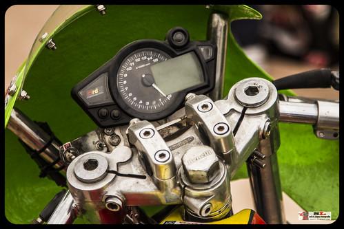 Feria de la motocicleta antigua