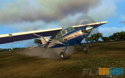 Aterrizaje - Microsoft Flight
