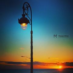 Le soleil se couche sur la Basse Terre #guadeloupe by @happyman_photography #sunset #GuadeloupeMaTerreHappy  #love #peace #blueHour
