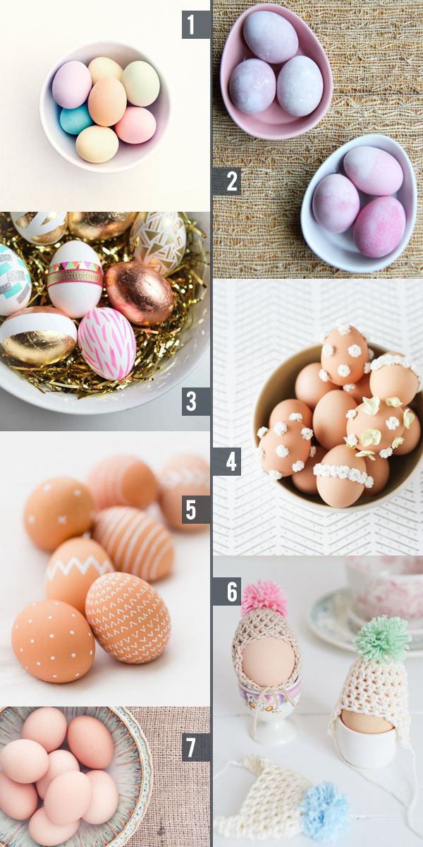 colour pinning : egg-ceptional hues! | Emma Lamb