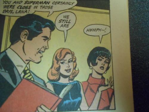 """Superman's Girlfriend Lois Lane"" #99"