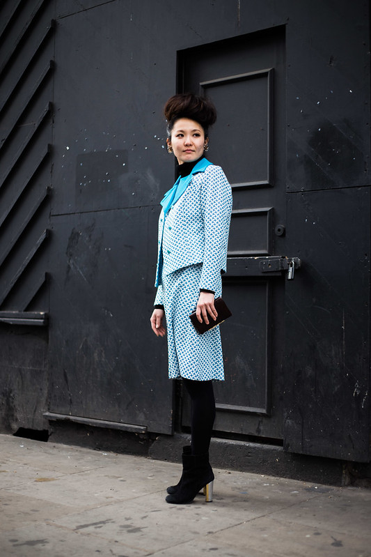 Street Style - Ai, Shoreditch High Street