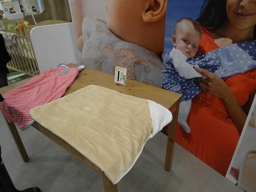 grobag 防踢睡袋與 cuddledry 洗澡圍裙@Bloom & Grow 寵愛媽咪母親節聚會