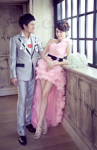 首選婚紗攝影師David 1