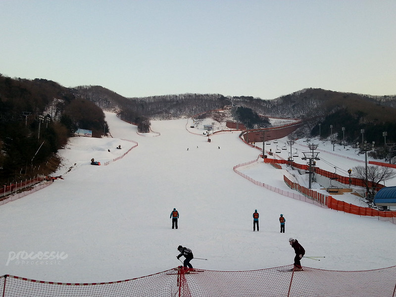 yangji pine ski resort