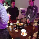 Raclette at the MIT Media Lab