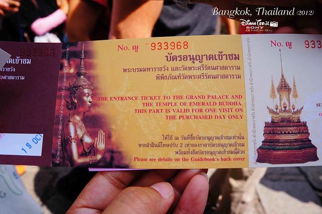 Day 3 Bangkok, Thailand - Grand Palace Bangkok 02