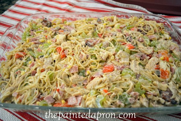LOADED TETRAZZINI