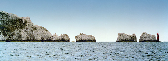 The Needles in Profile