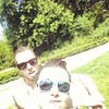 Het is een #rozentuin zondag voor @sonkaa en ik. #vondelpark #instagay