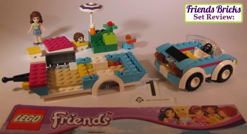 lego friends camper instructions 41034