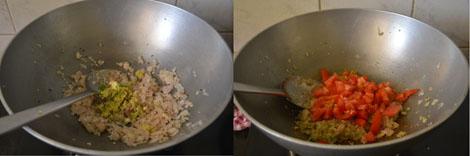 How to prepare baingan-bartha