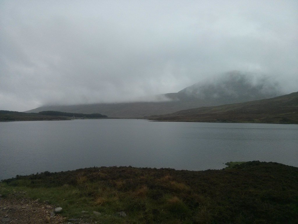 Fannichs beyond Loch a' Bhraoin