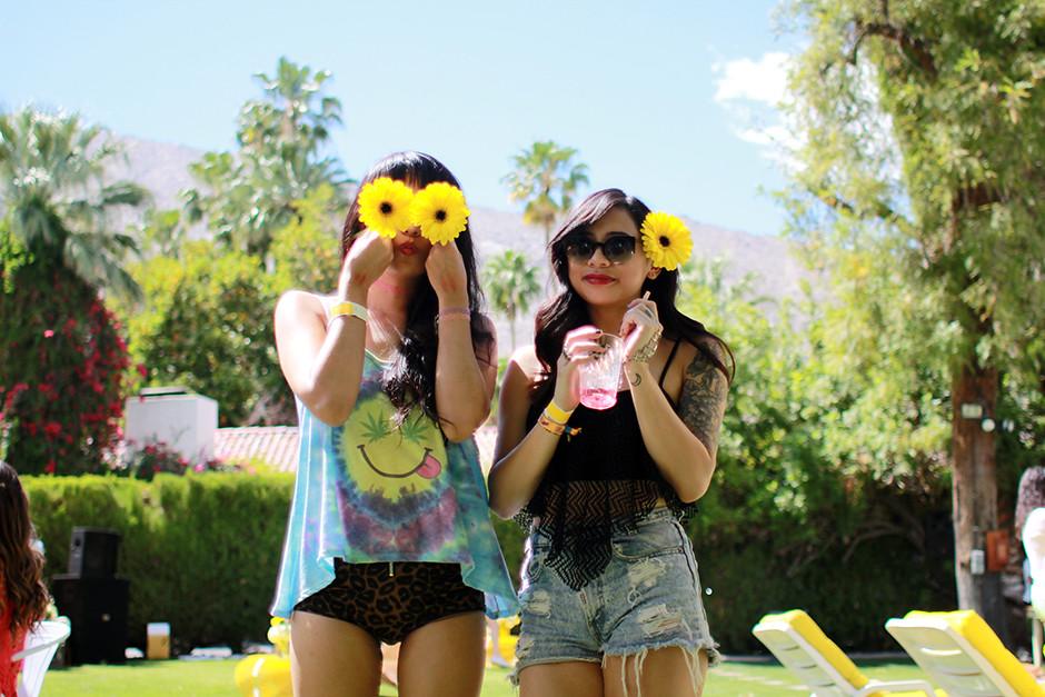 BMF Music Lounge Coachella 2014
