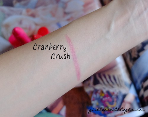 Jordana Cranberry Crush swatch2