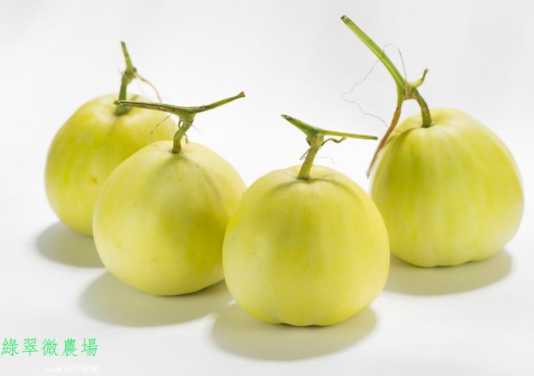 綠翠微農場--無毒美濃瓜 (1)