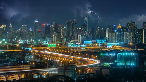 Thunder Above Bangkok : Thailand