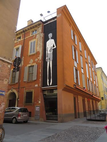 Mural by Herbert Baglione