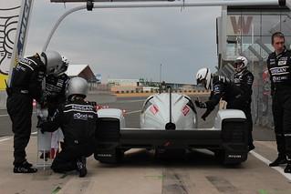 Le Mans 2014 Test Day