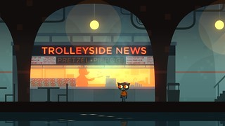 Night in the Woods on PS4