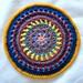 Yarndale Mandala by PurplePolkaDot