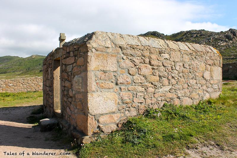 CAMARIÑAS - Cemiterio dos Ingleses