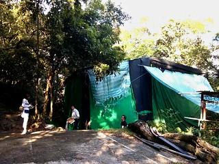 文山區仙跡岩步道。對待山林的態度,顯示台灣仍擺脫不了,移民社會性格。(圖片來源:台灣千里步道協會)