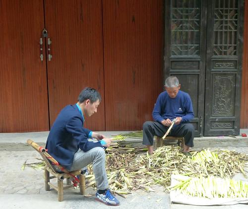 Jiangxi-Longhu Shan-2 Shangqing-village (1)