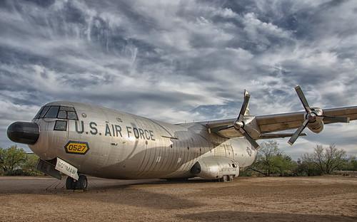 douglas c-133b cargomaster