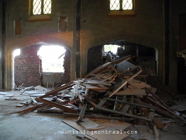Eglise Notre-Dame-de-la-Paix demolition 12