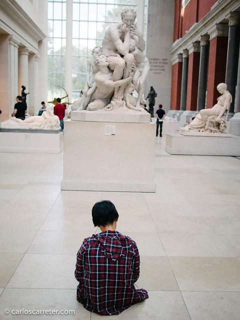 Visitando el Met (Metropolitan Museum of Art)