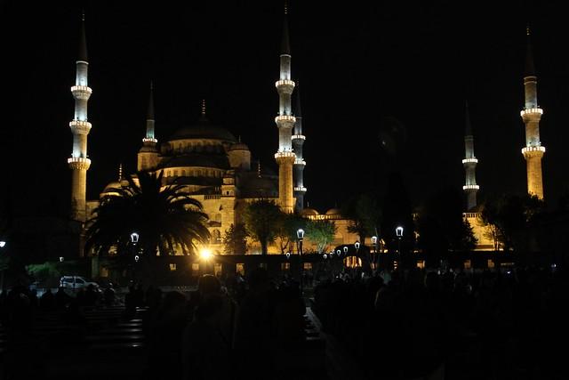 102 - Mezquita azul