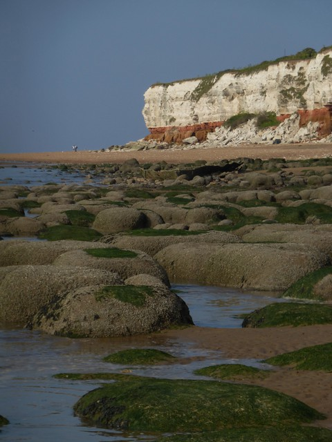 51 Hunstanton cliffs