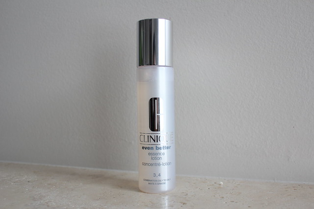 Clinique Even Better Essence Lotion review
