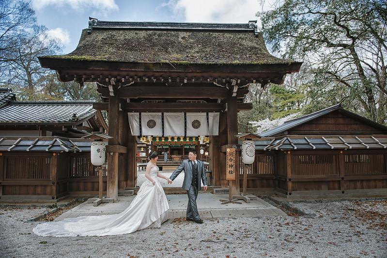 京都, 海外婚紗, Pre-Wedding, World Tour, Donfer, Fine Art, 自主婚紗, 日本神社, Kyoto