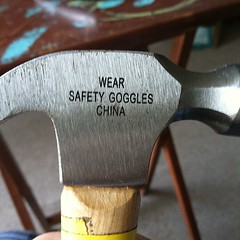 Yeah #China wear them #lol #joke #ha #duh #ohbrother