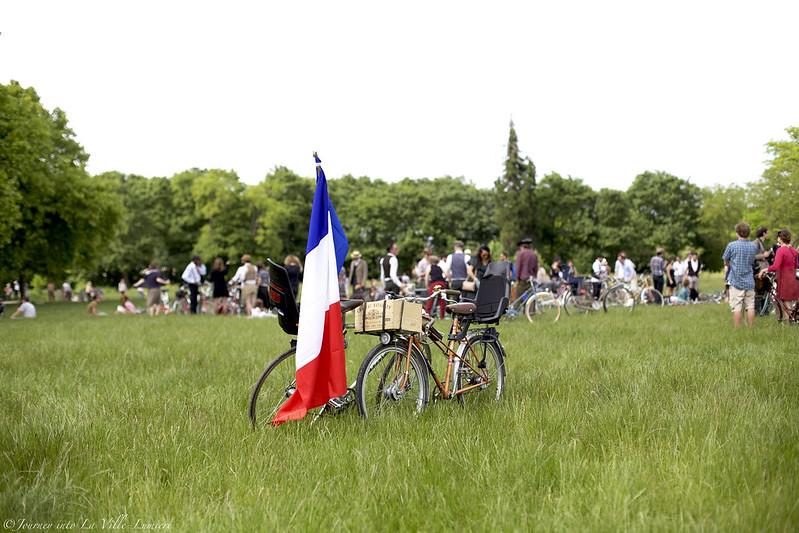 Beret Baguette, Paris